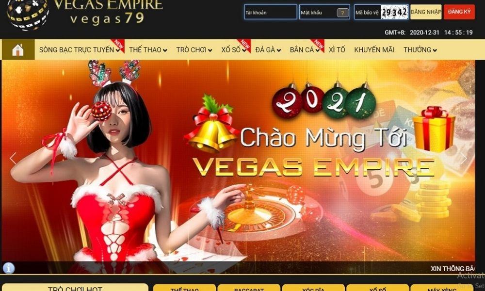 Chương trình khuyến mãi hấp dẫn khi nạp tiền Vegas79