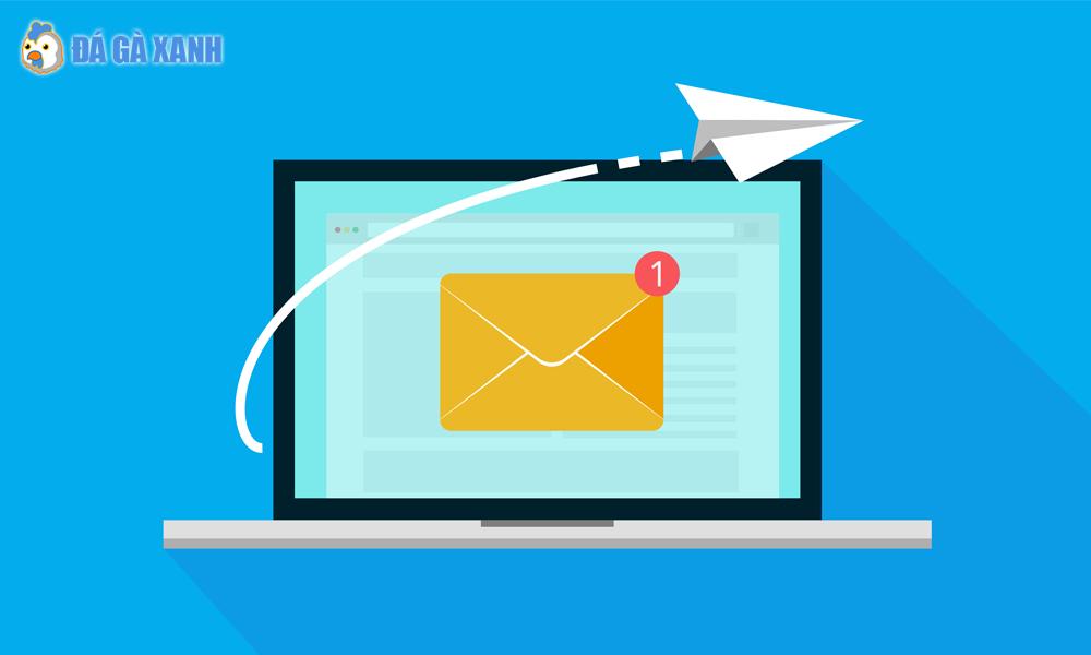 Liên hệ thông qua Email